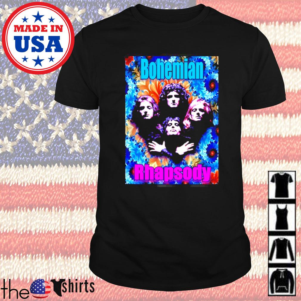Bohemian Rhapsody art shirt