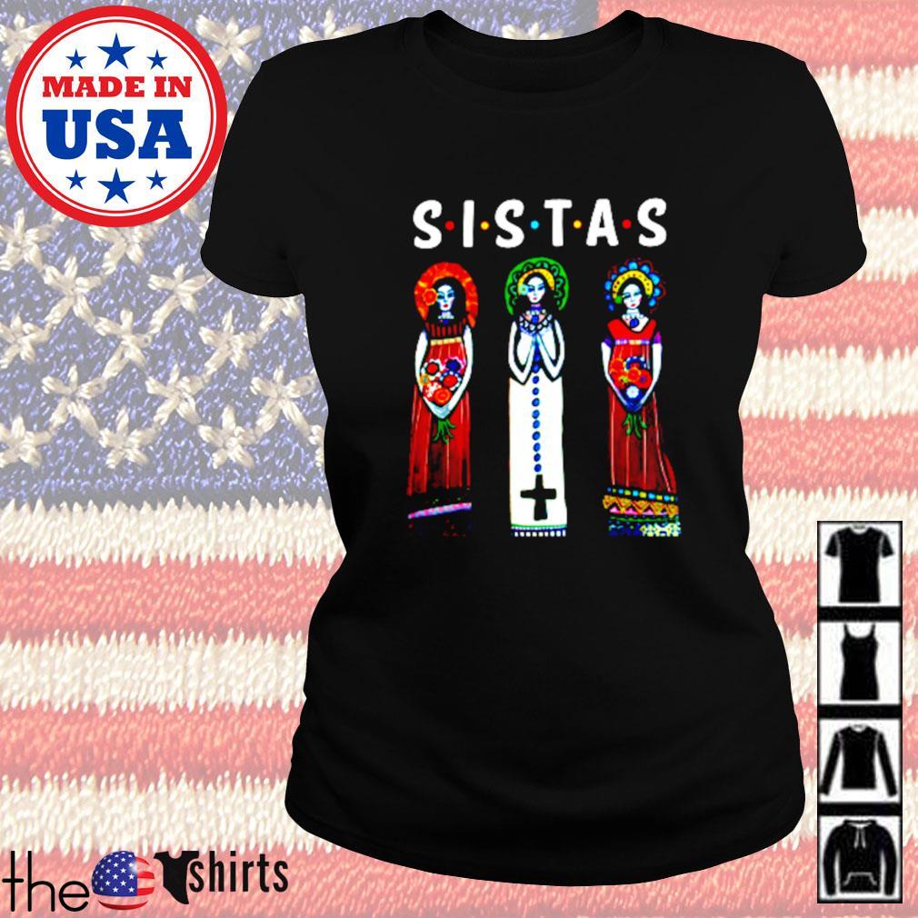 Native women american sistas s Ladies tee