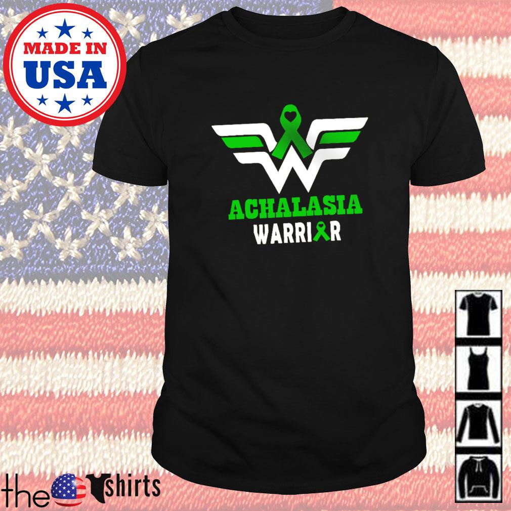 Wonder woman Achalasia warrior shirt