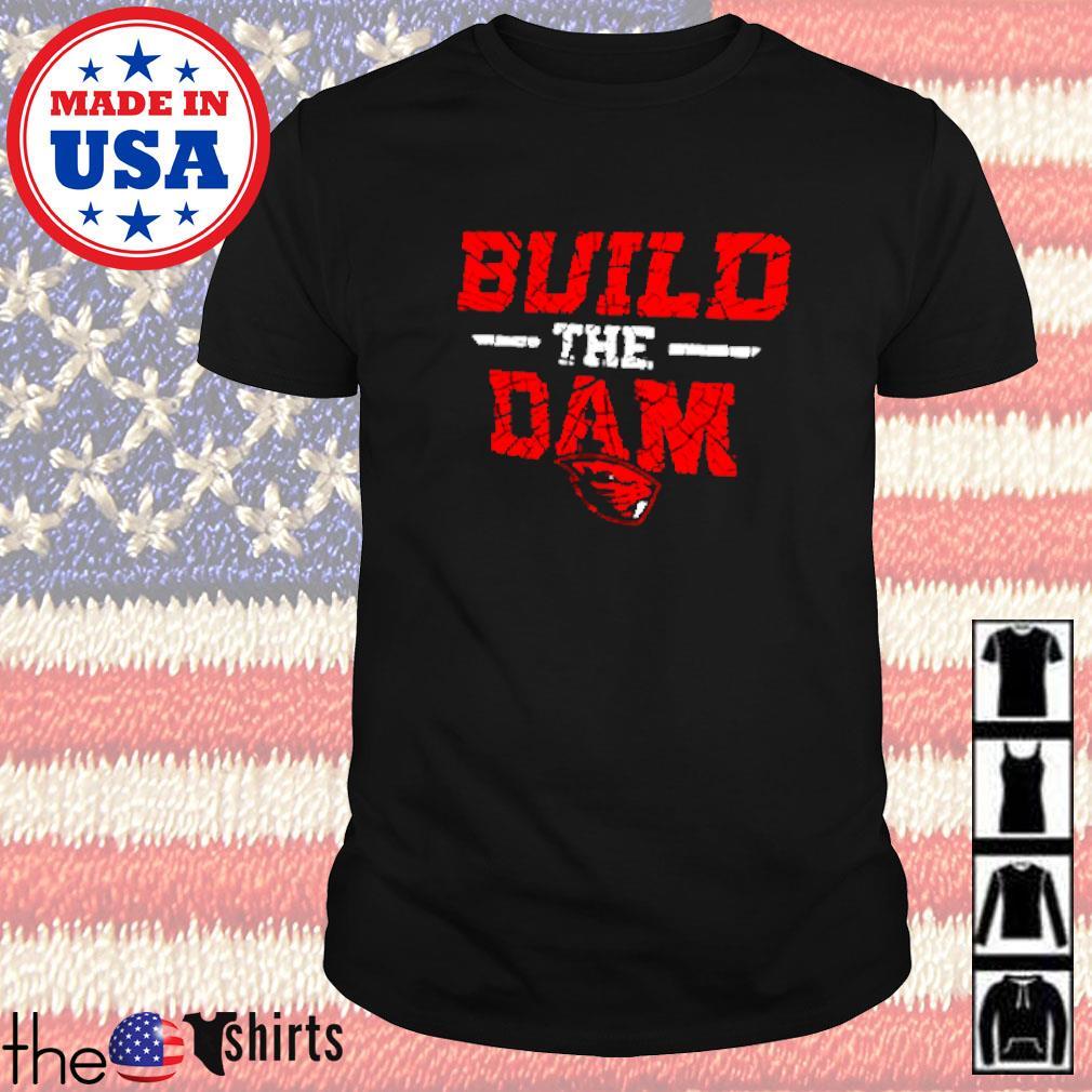 Build the Dam shirt