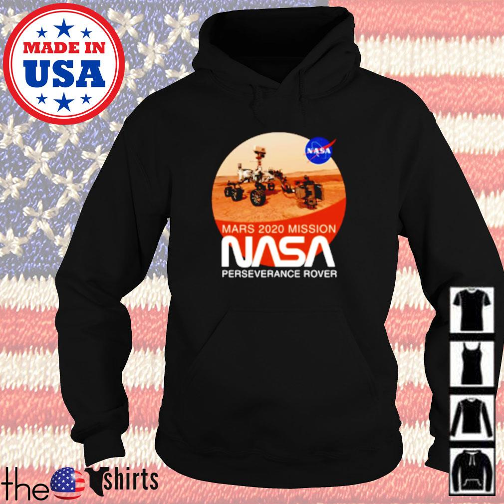 Mars 2020 mission perseverance rover nasa Hoodie