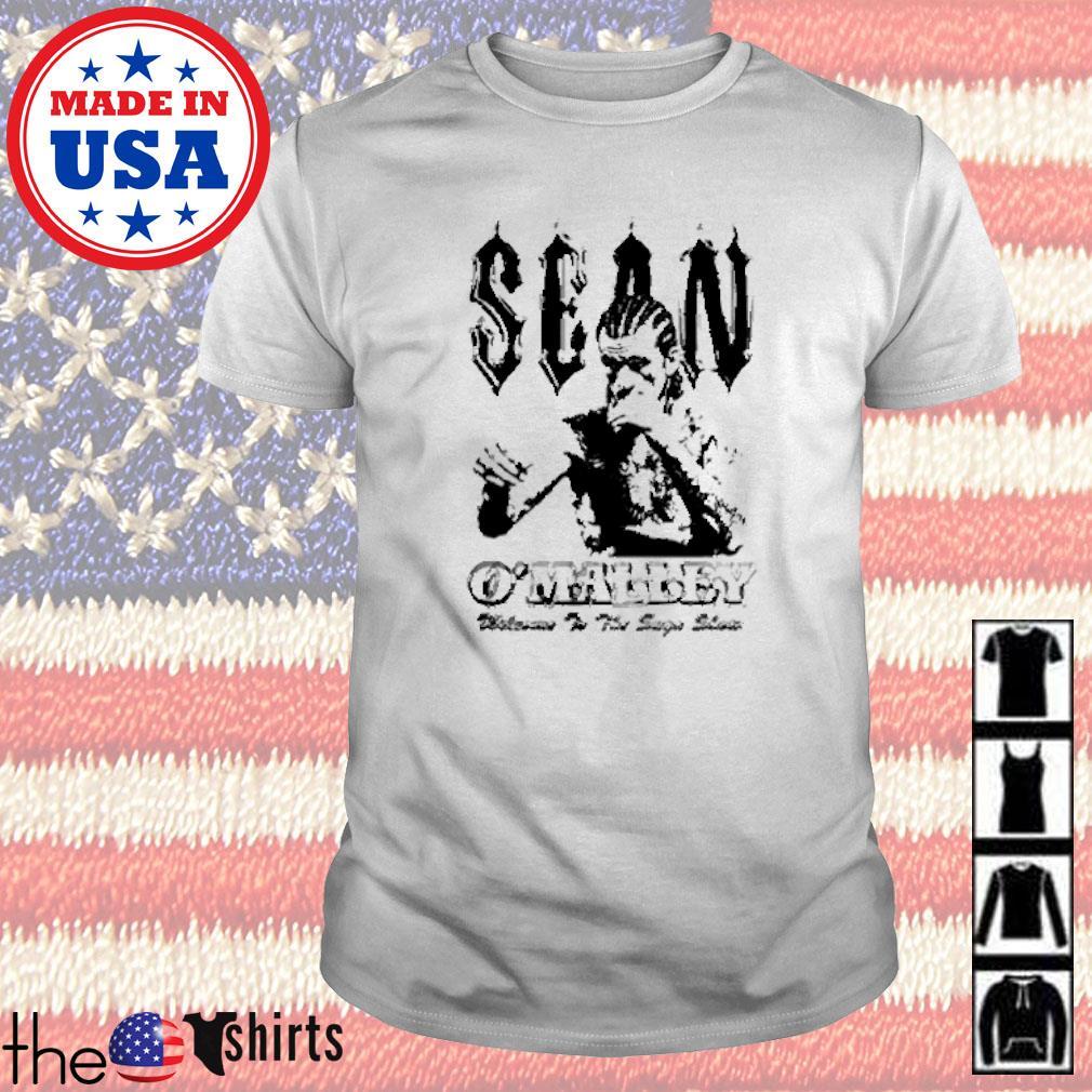 Sean O'Malley 420 shirt