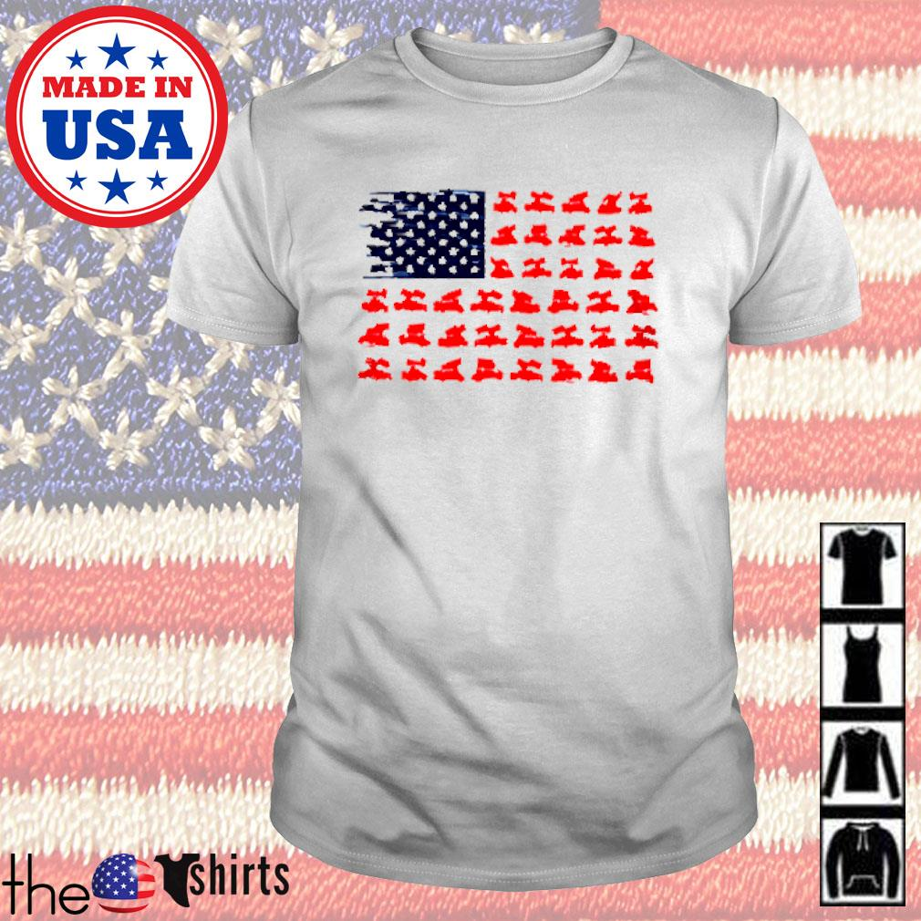 Sprint car Flag shirt