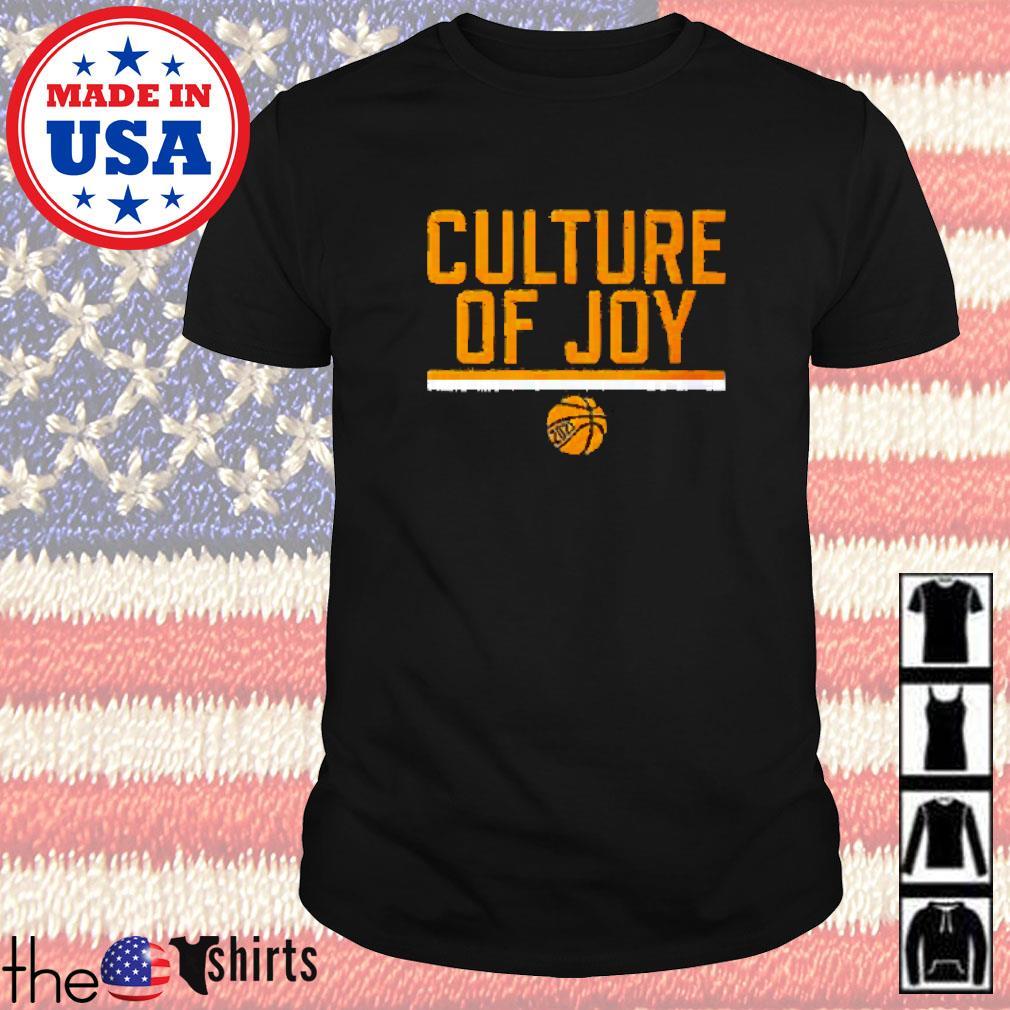Culture Of Joy Basketball 2021 Shirt