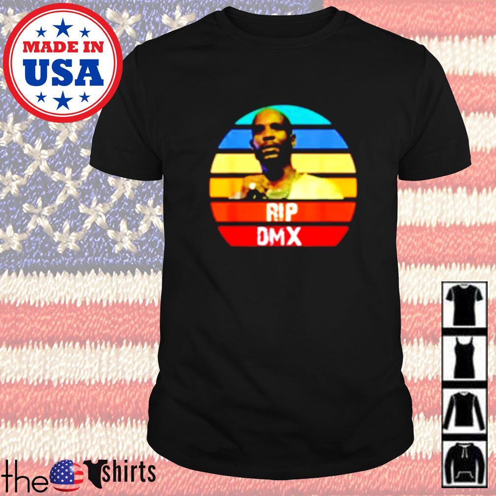 Rip DMX rapper America vintage shirt