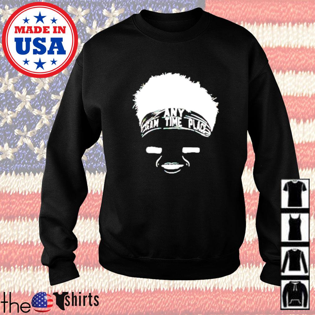 Any team time place Zach Wilson Sweater
