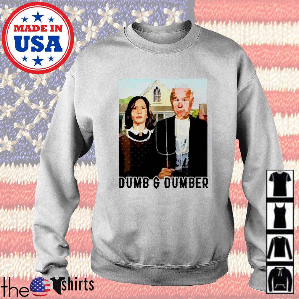 Dumb And Dumber Biden Harris Sweater