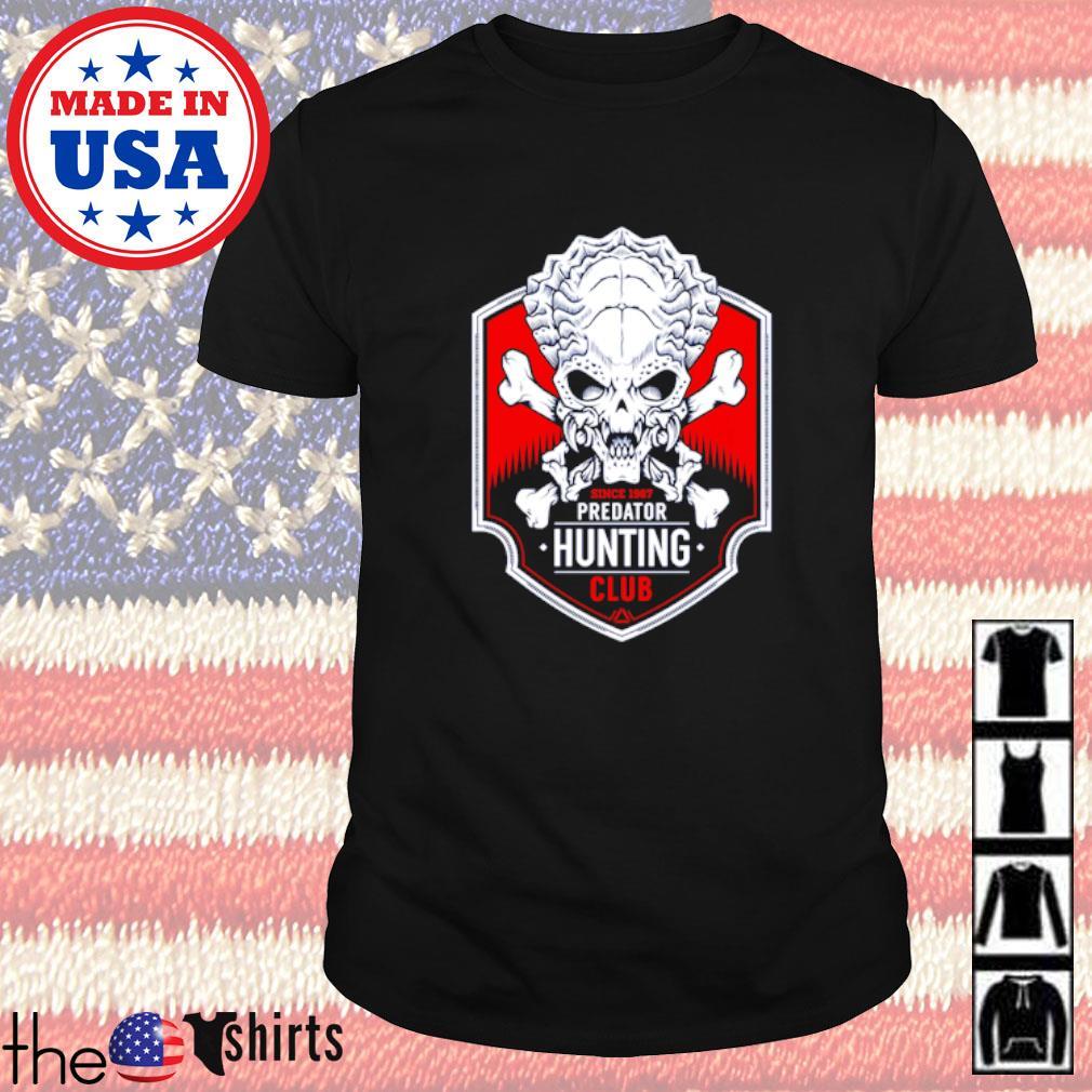 Since 1987 predator hunting club shirt