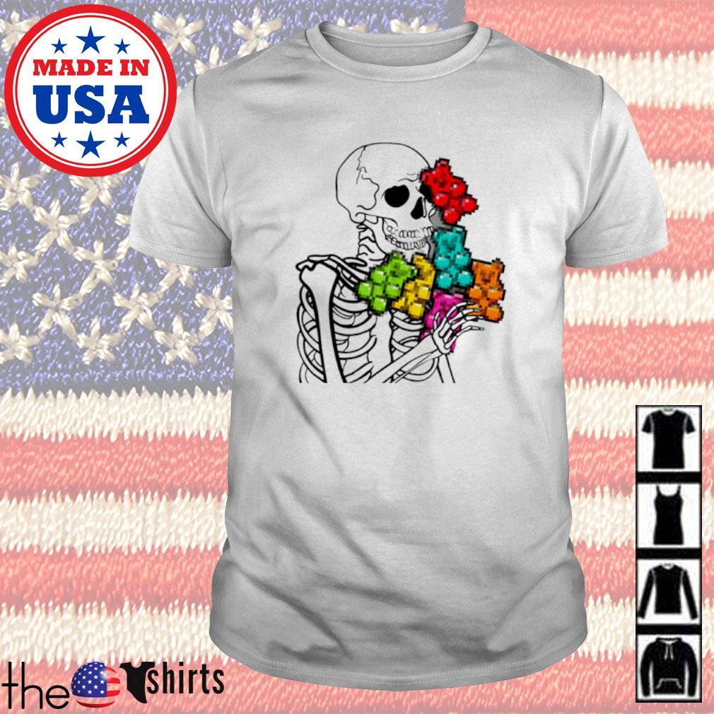 Skeleton Gummi Bears shirt