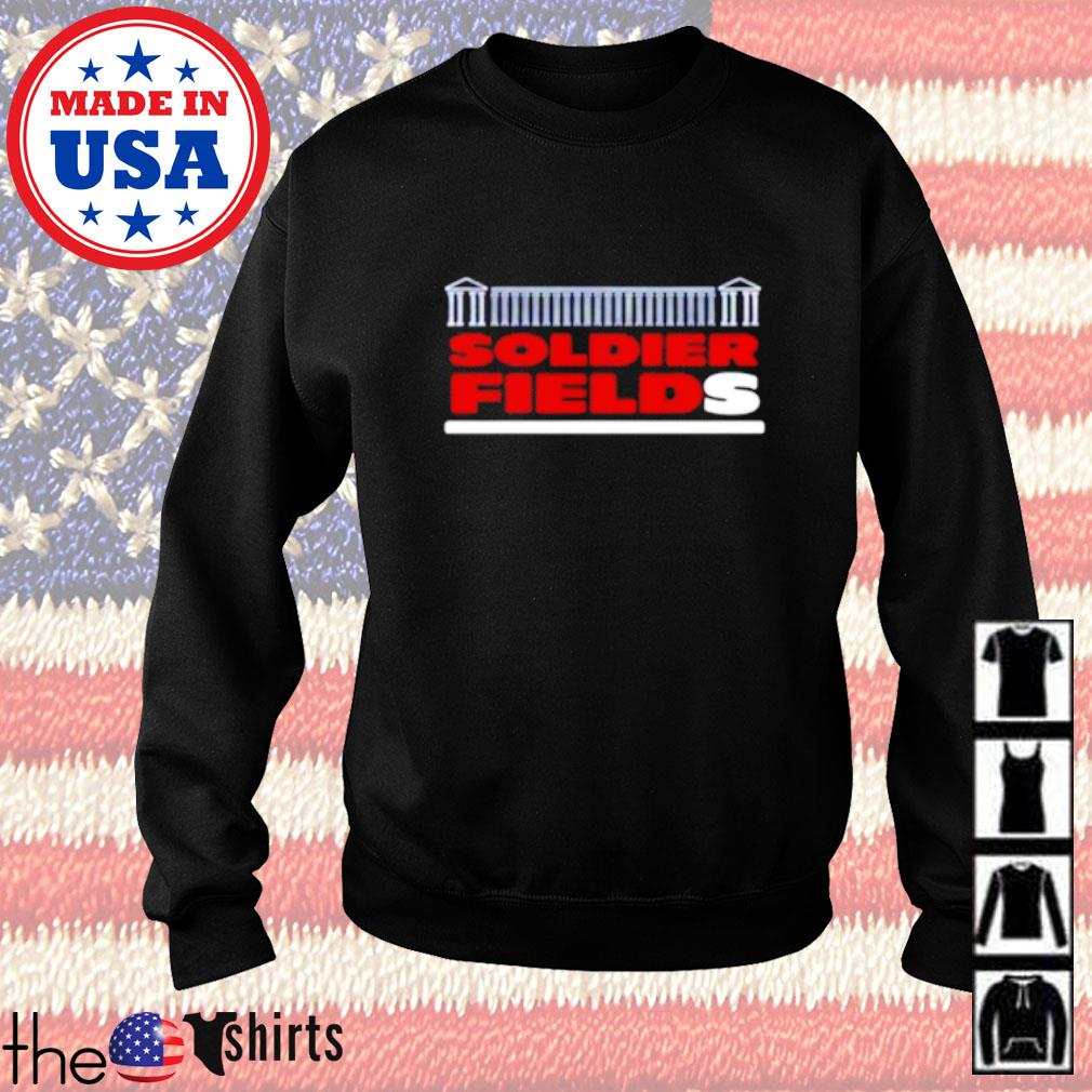 Soldier fields Sweater