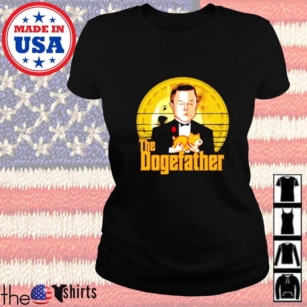 The dogefather Ladies tee