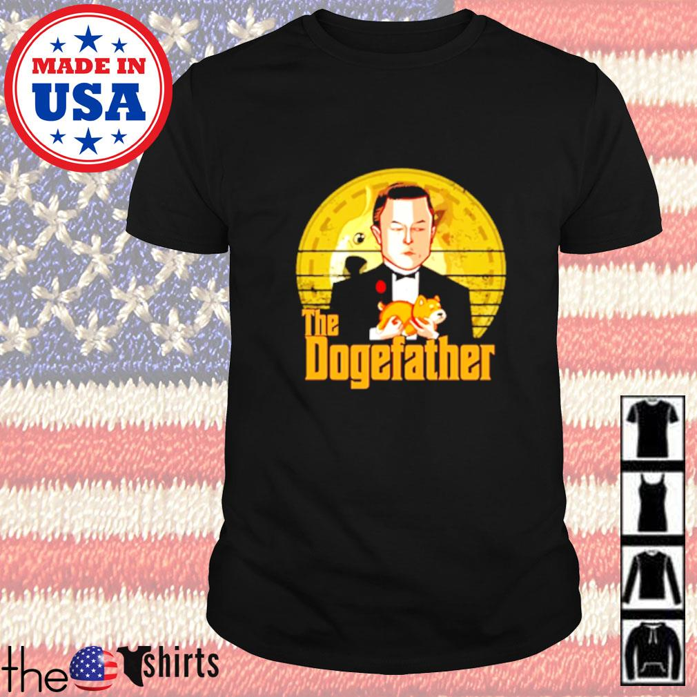 The dogefather shirt