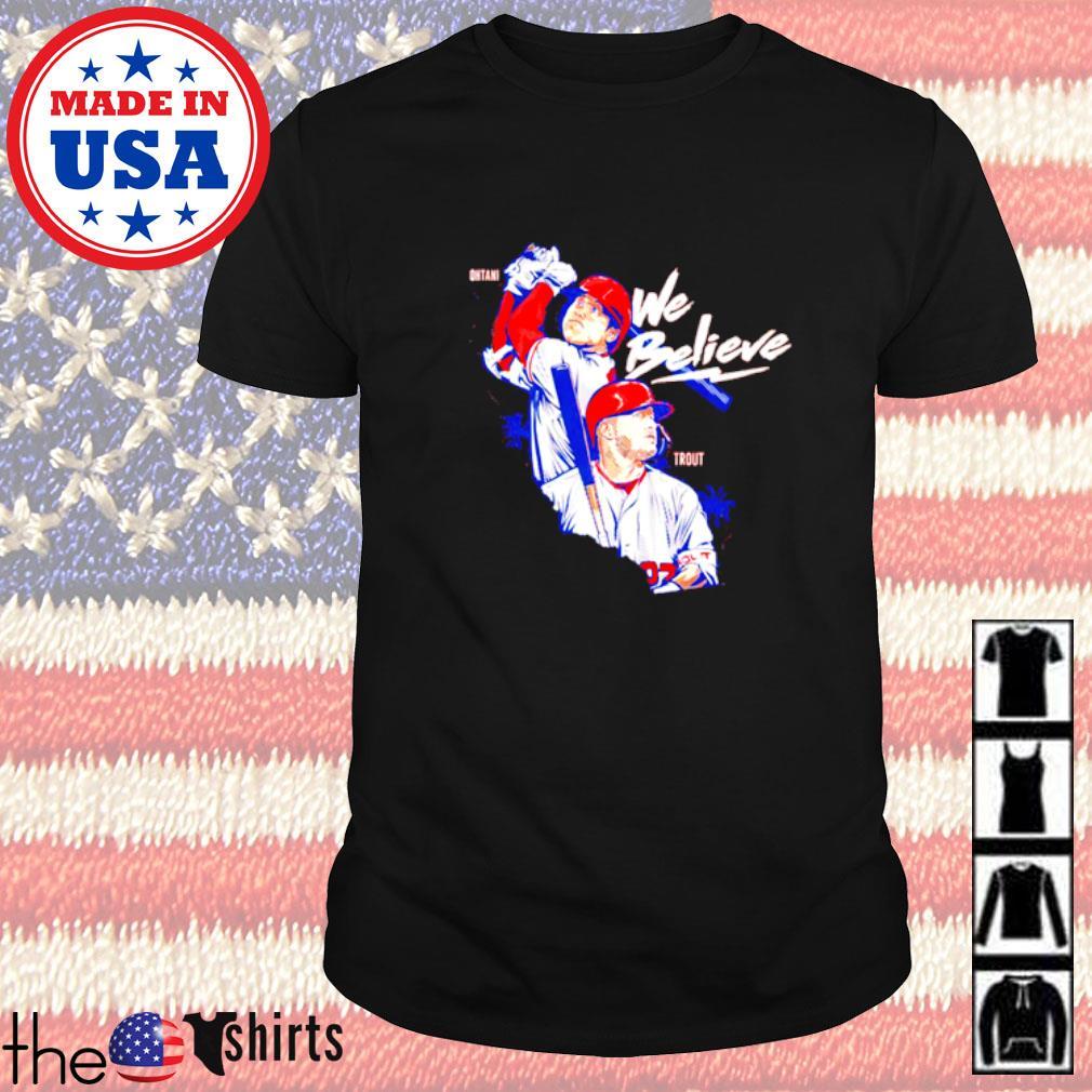 We believe Los Angeles Ohtani Trout shirt