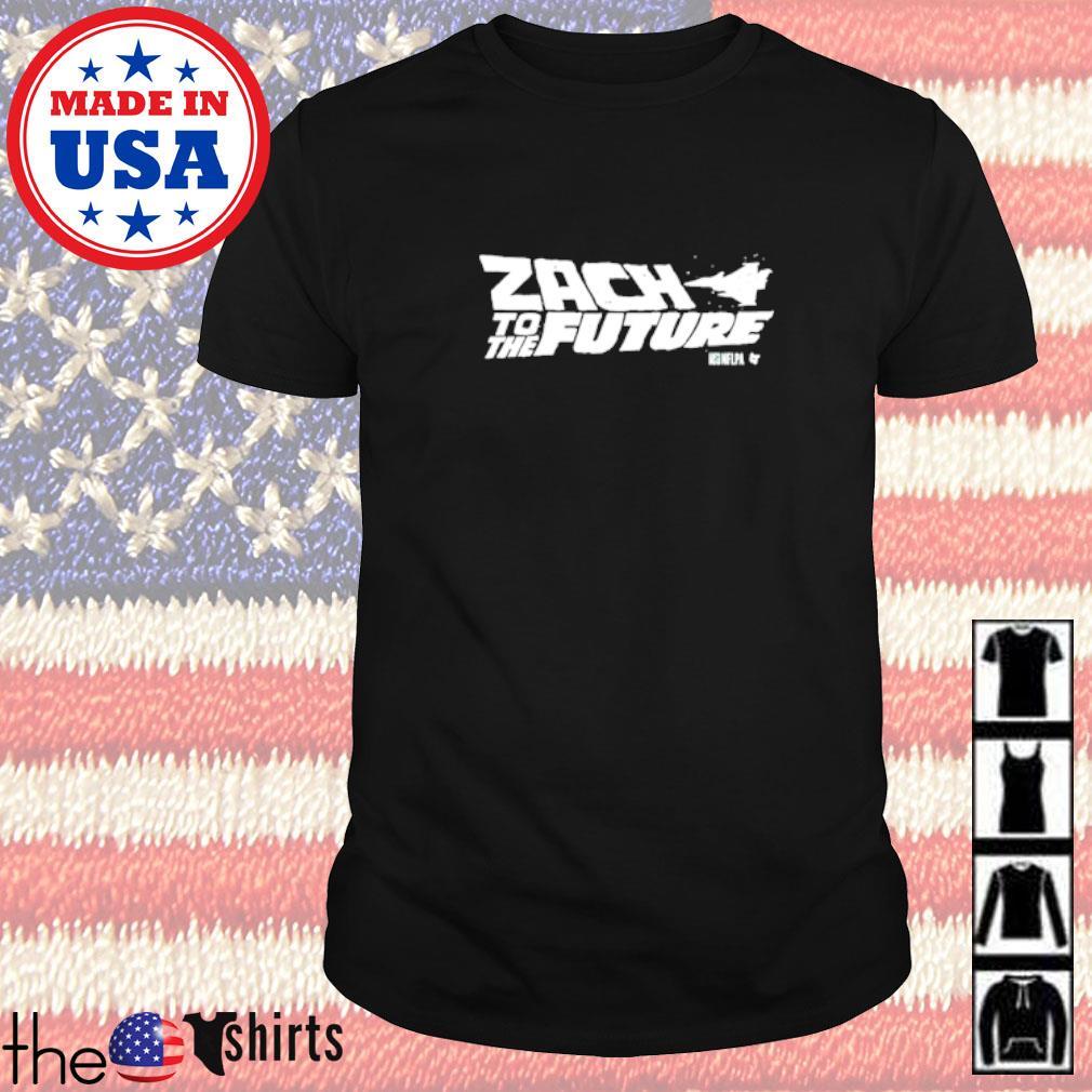 Zach to the future shirt