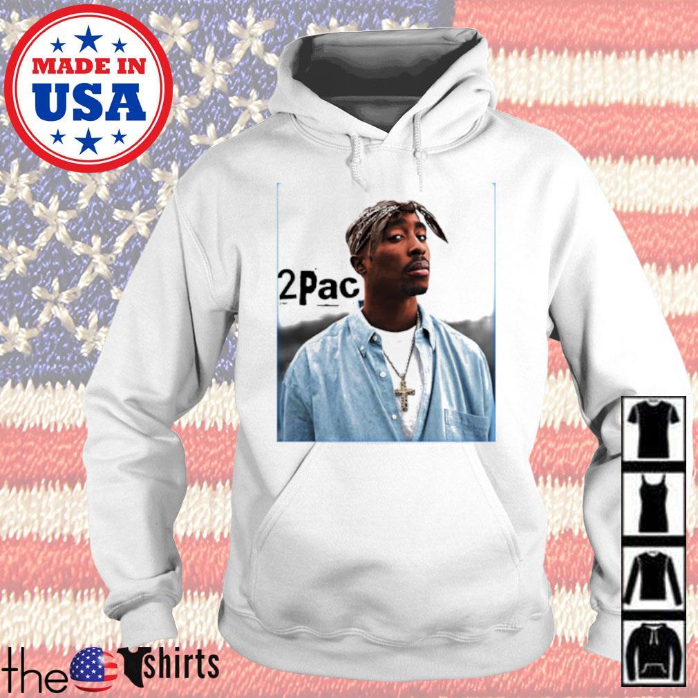 2Pac Tupac Shakur rapper Hoodie