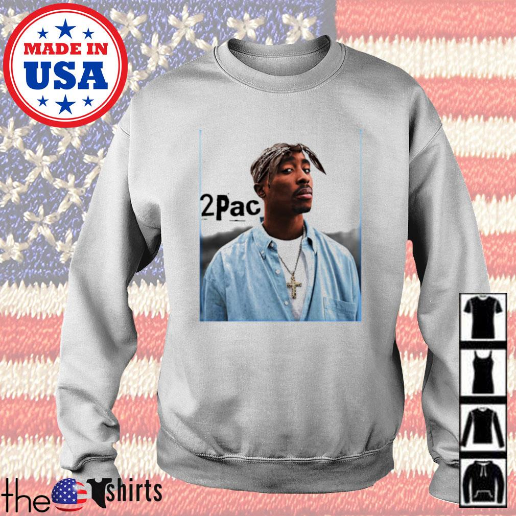 2Pac Tupac Shakur rapper Sweater
