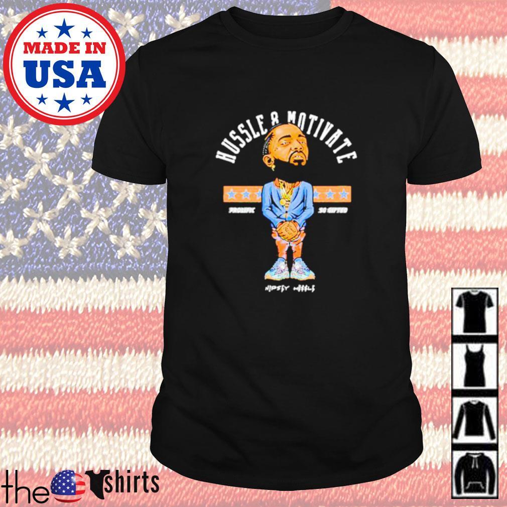 Hussle Motivate shirt