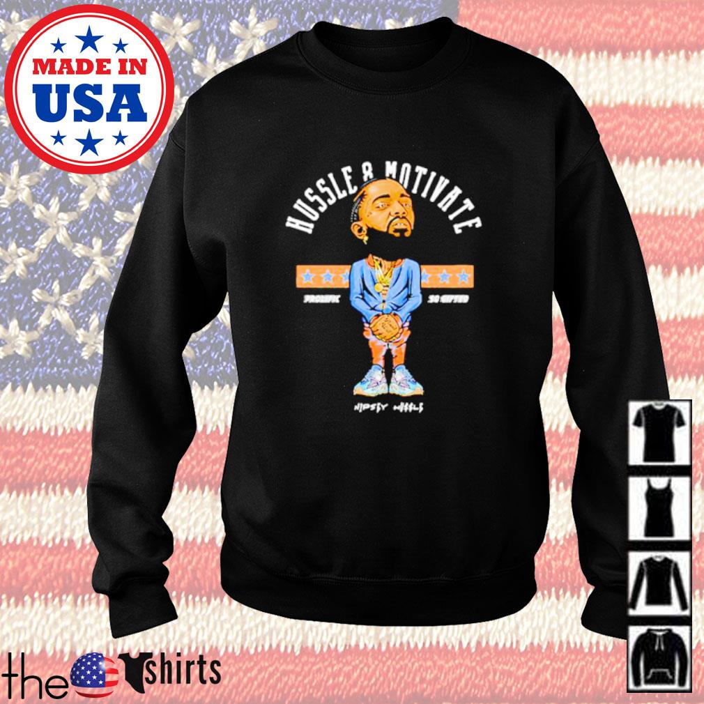 Hussle Motivate Sweater