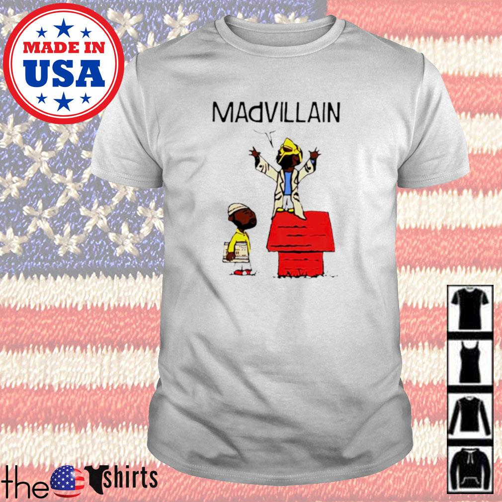 Madvillain Peanuts shirt