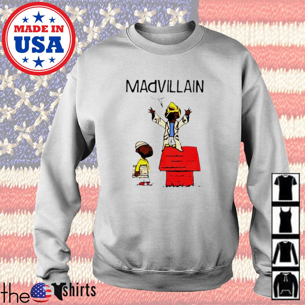 Madvillain Peanuts Sweater