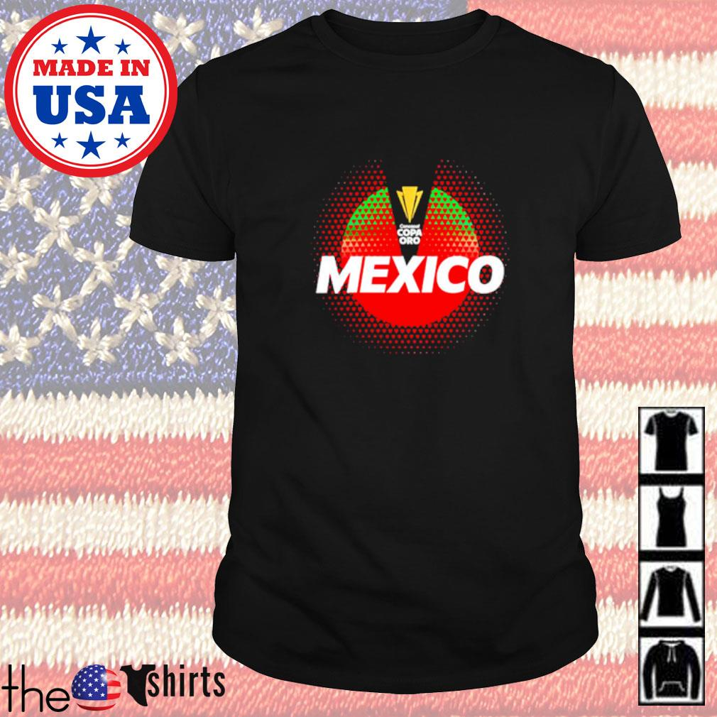 Mexico National Team 2021 Concacaf Gold Cup shirt