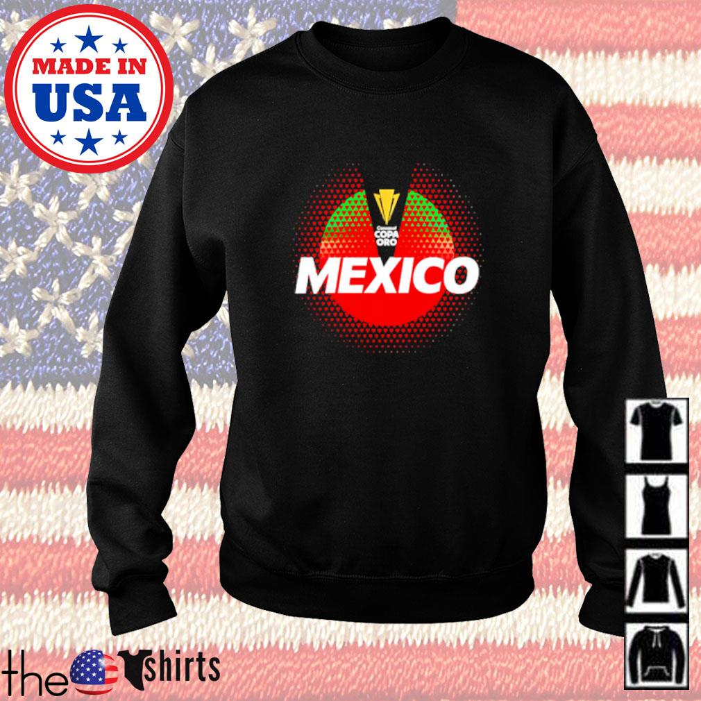 Mexico National Team 2021 Concacaf Gold Cup Sweater