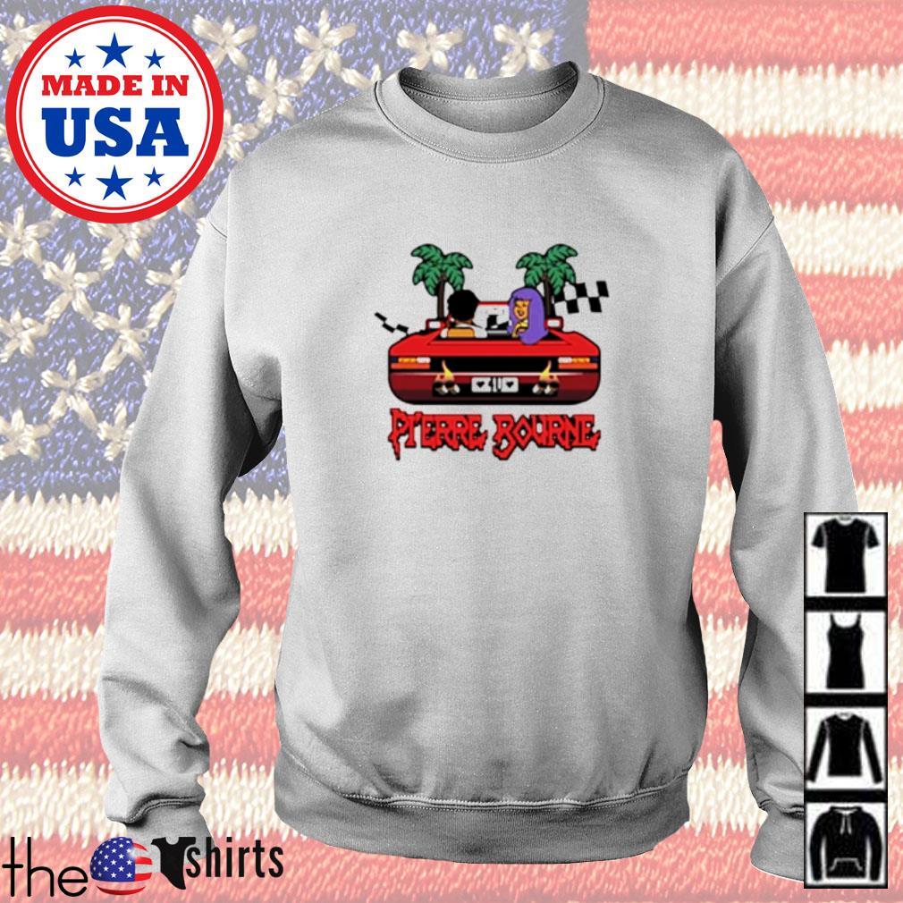 Pierre Bourne Merch Sweater