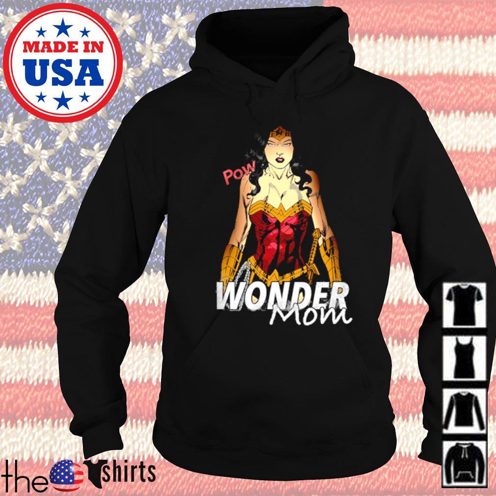 Pow Wonder mom Hoodie