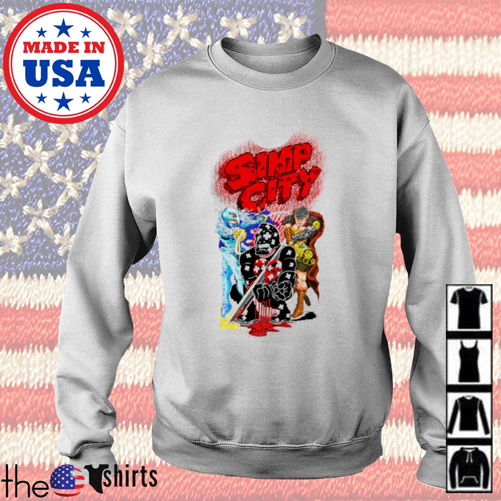 Simp City Swords Sweater