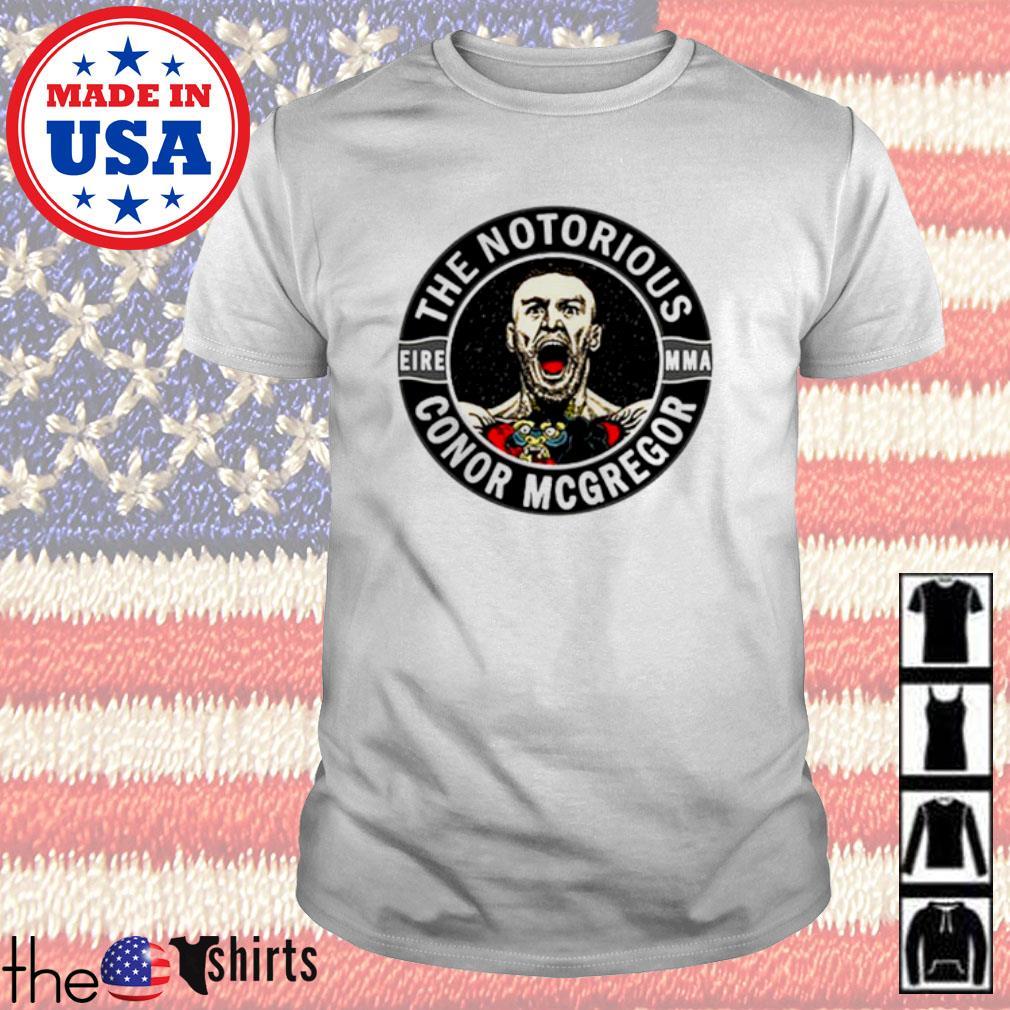 The Notorious Conor McGregor shirt