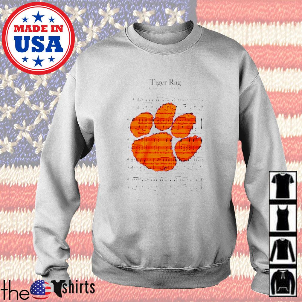 Tiger Rag Clemson university song Sweater