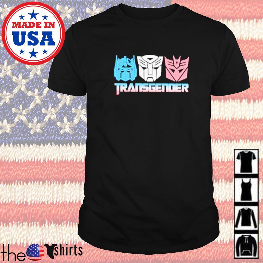 Transgender Transformers shirt