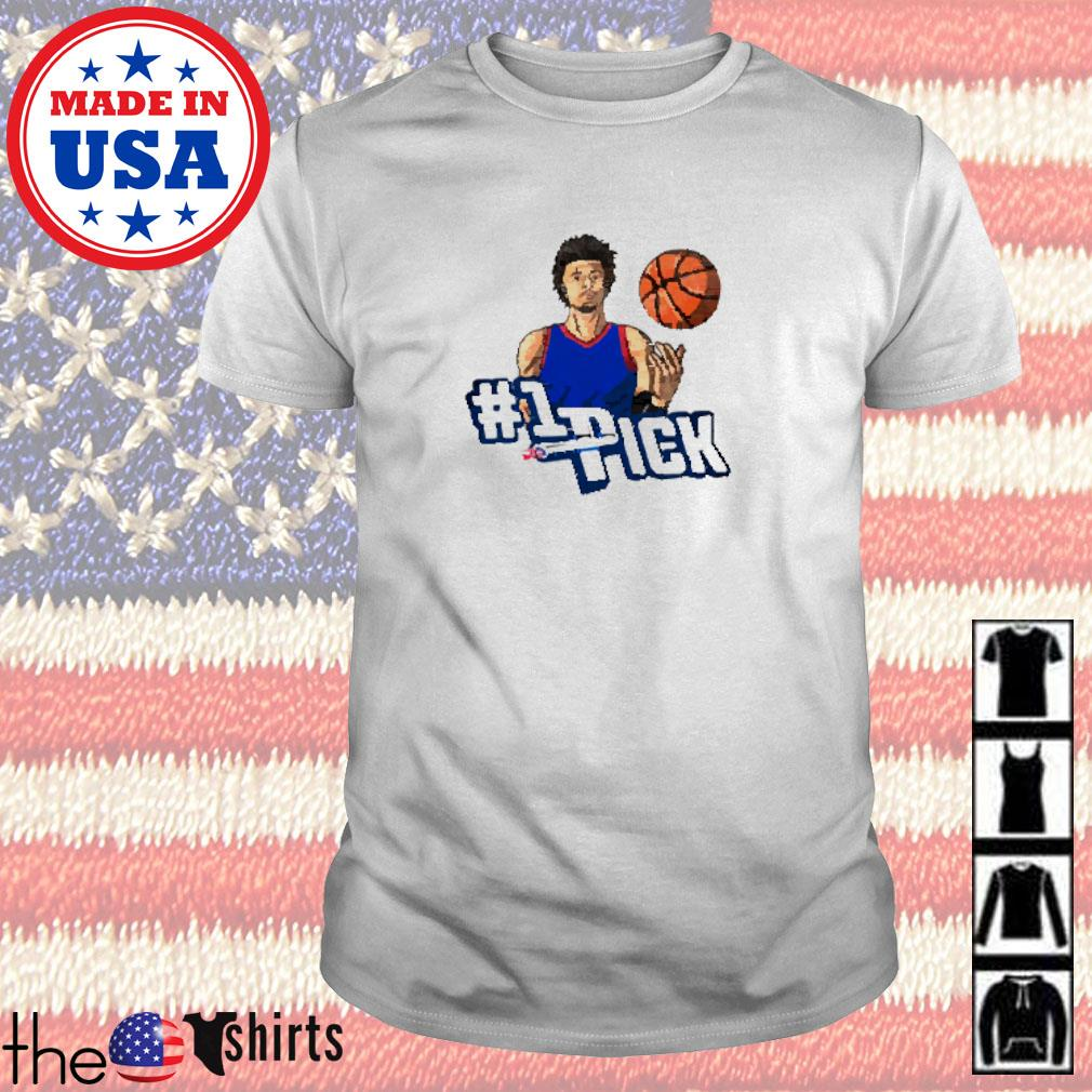 #1 Pick Baseball shirt