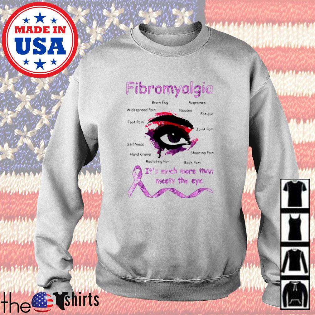 Fibromyalgia it's much more than meets the eye s Sweater
