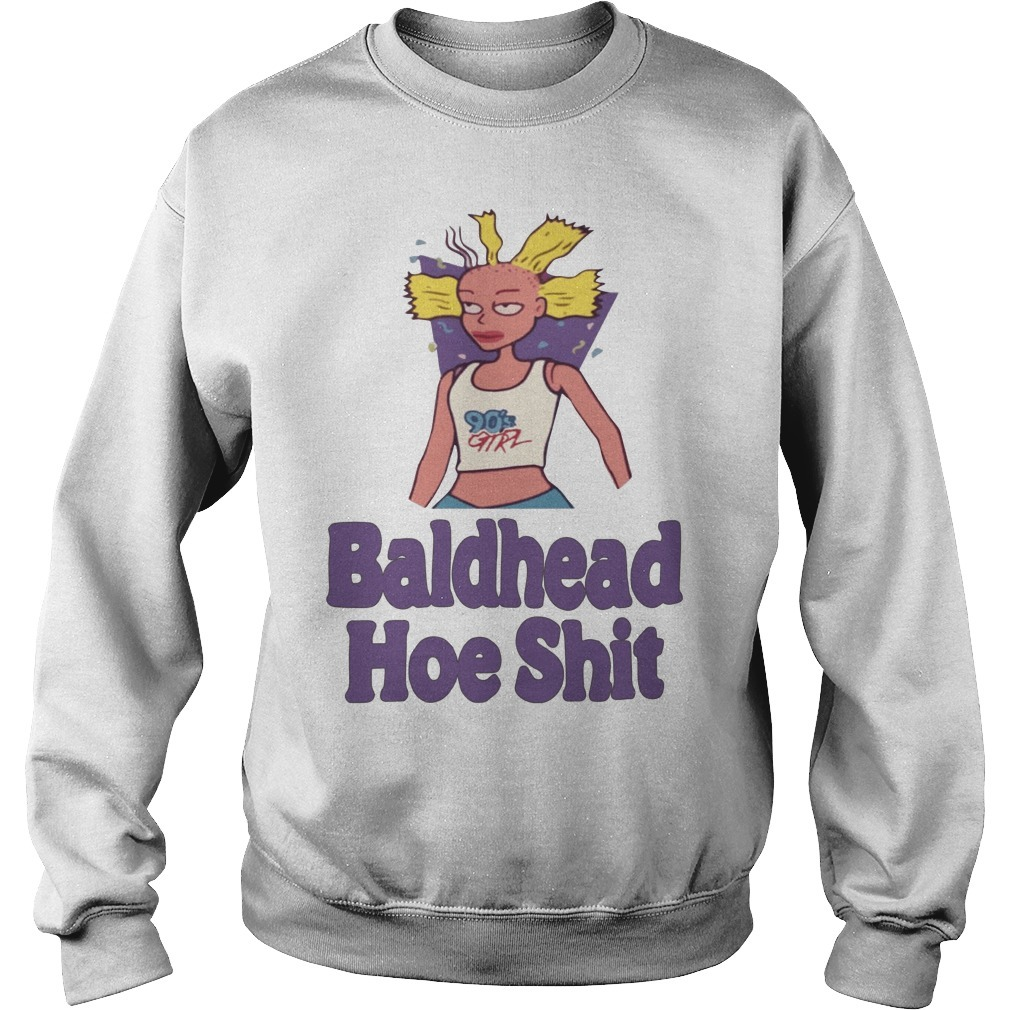 90's Girl bald headed hoe shit Sweater