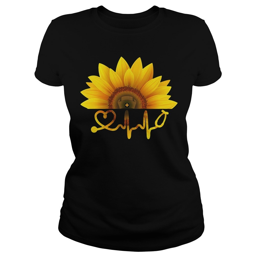 Sunflower nurse Ladies Tee