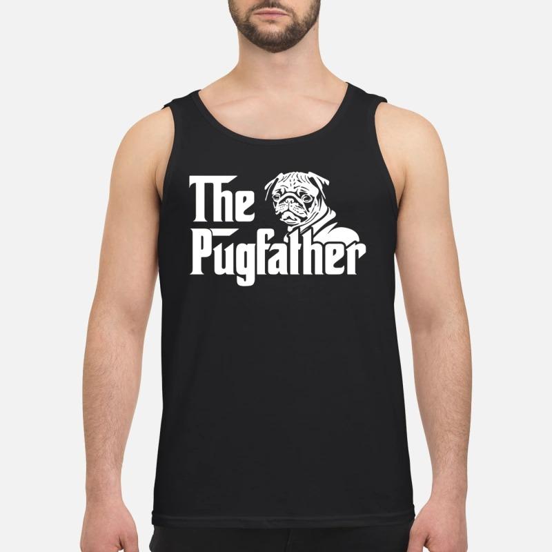 The pugfather Tank top
