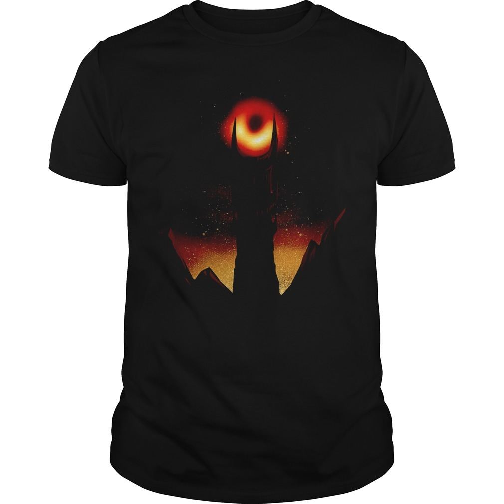 First photo of black hole Sauron 2019 Guys shirt