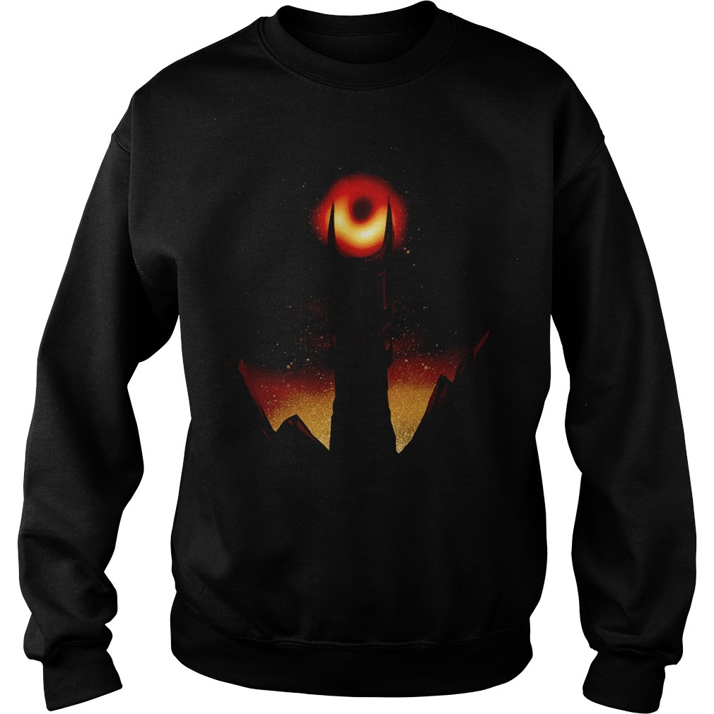 First photo of black hole Sauron 2019 Sweater