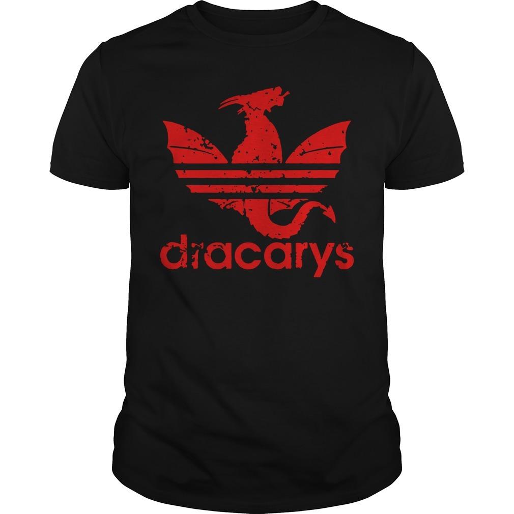 Game of Thrones Adidas Dracarys Guys shirt