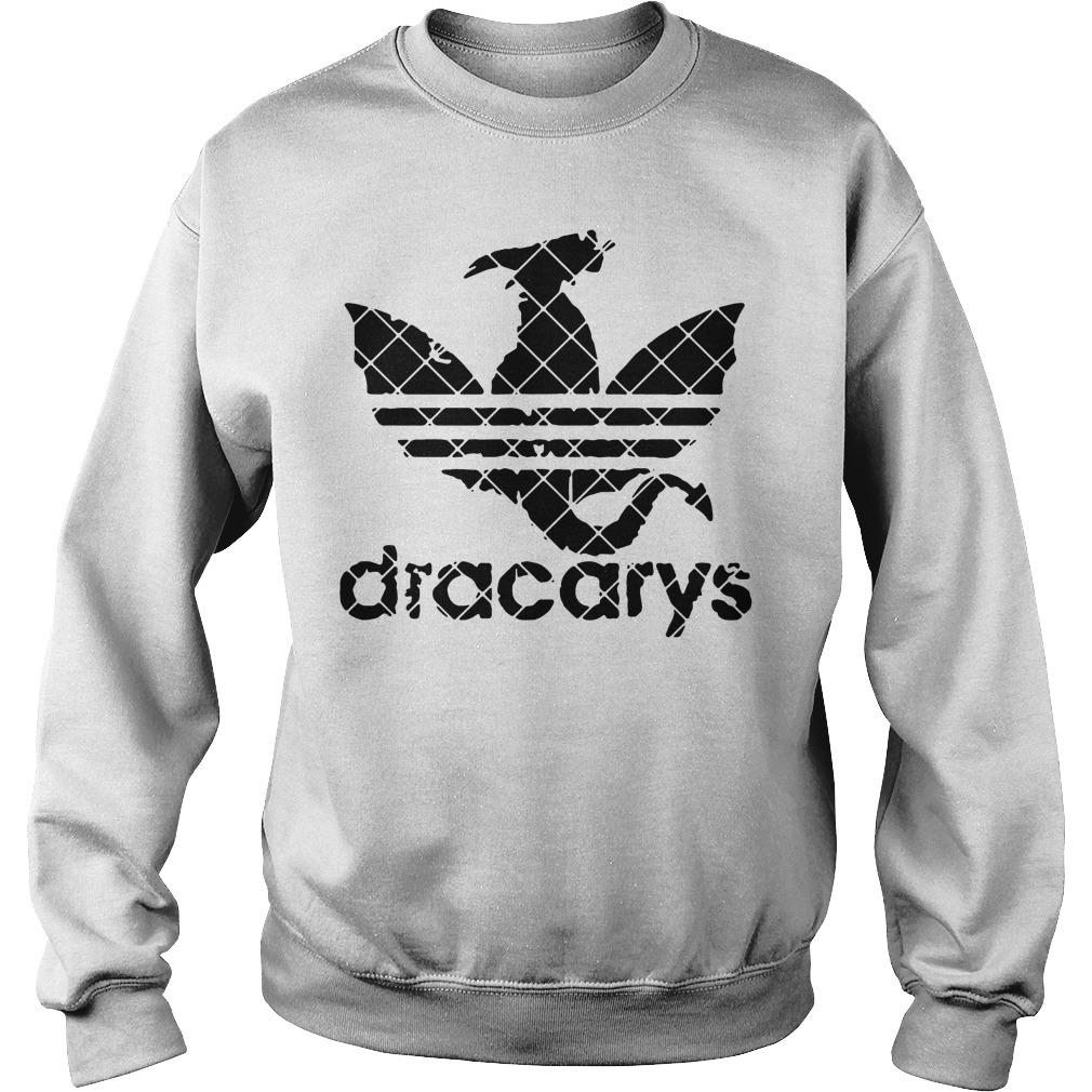 Game of Thrones adidas dracarys black Sweater