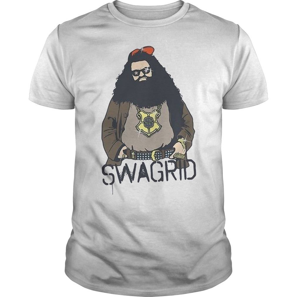 Harry Potter Swag Rubeus Hagrid Swagrid Guys shirt