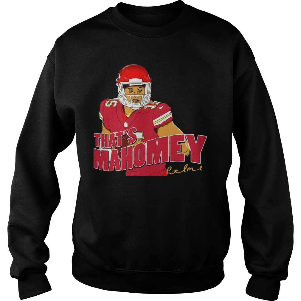 Kansas City Chiefs that's Mahomie Sweater