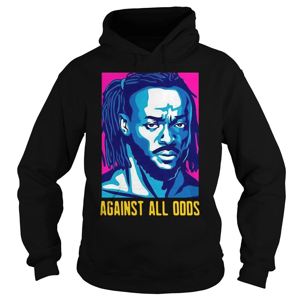 Kofi Kingston against all odds Hoodie