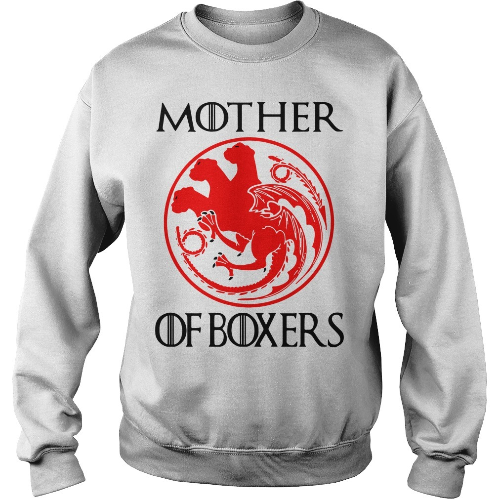 Mother of Boxers Game of Thrones Sweater