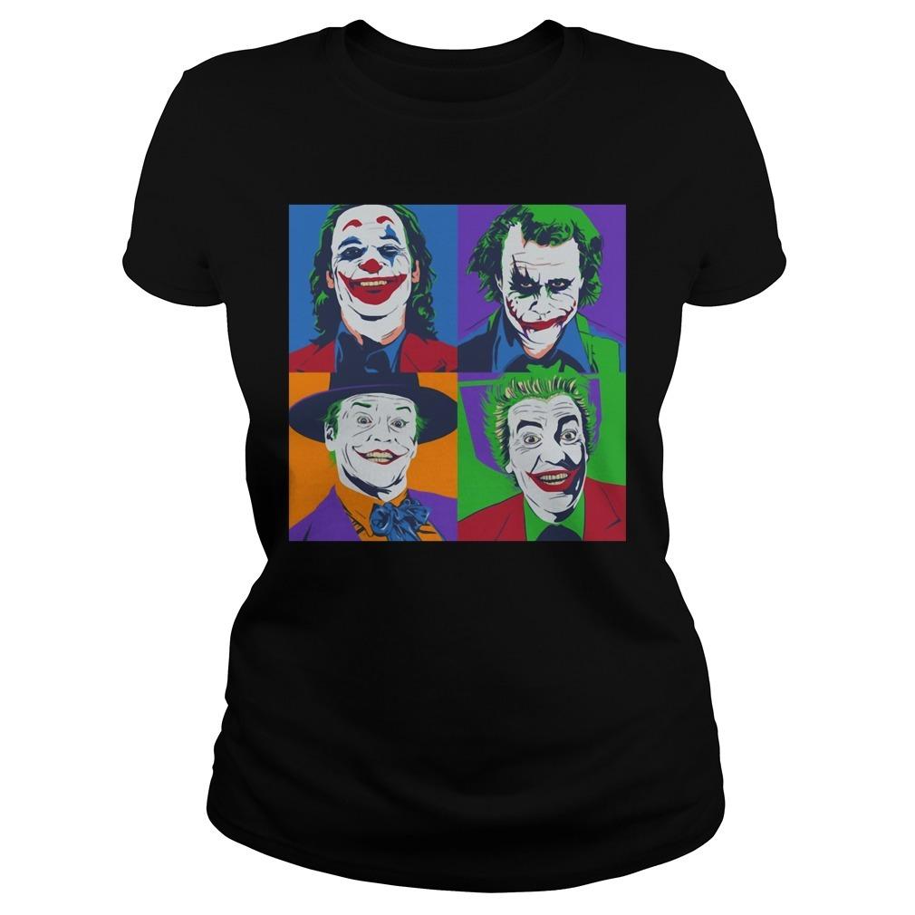 The Joker Ladies Tee