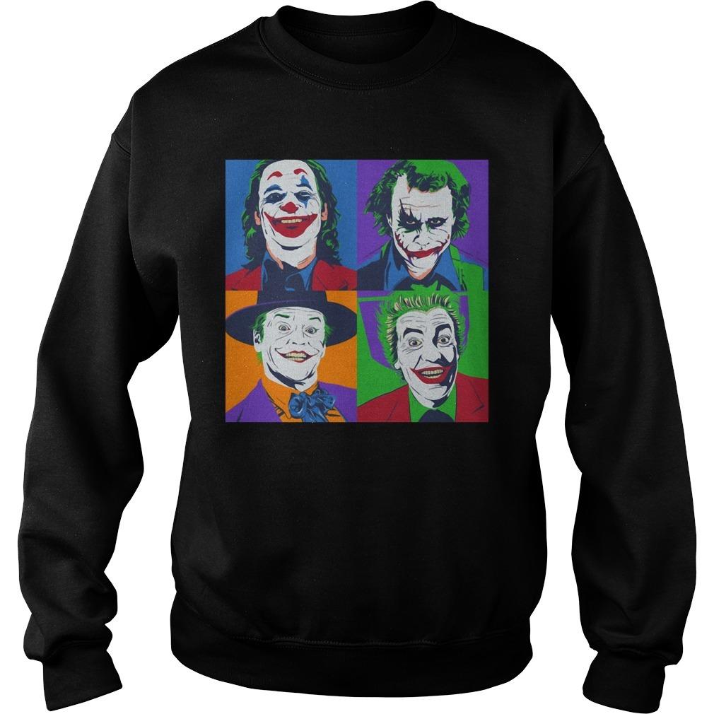 The Joker Sweater