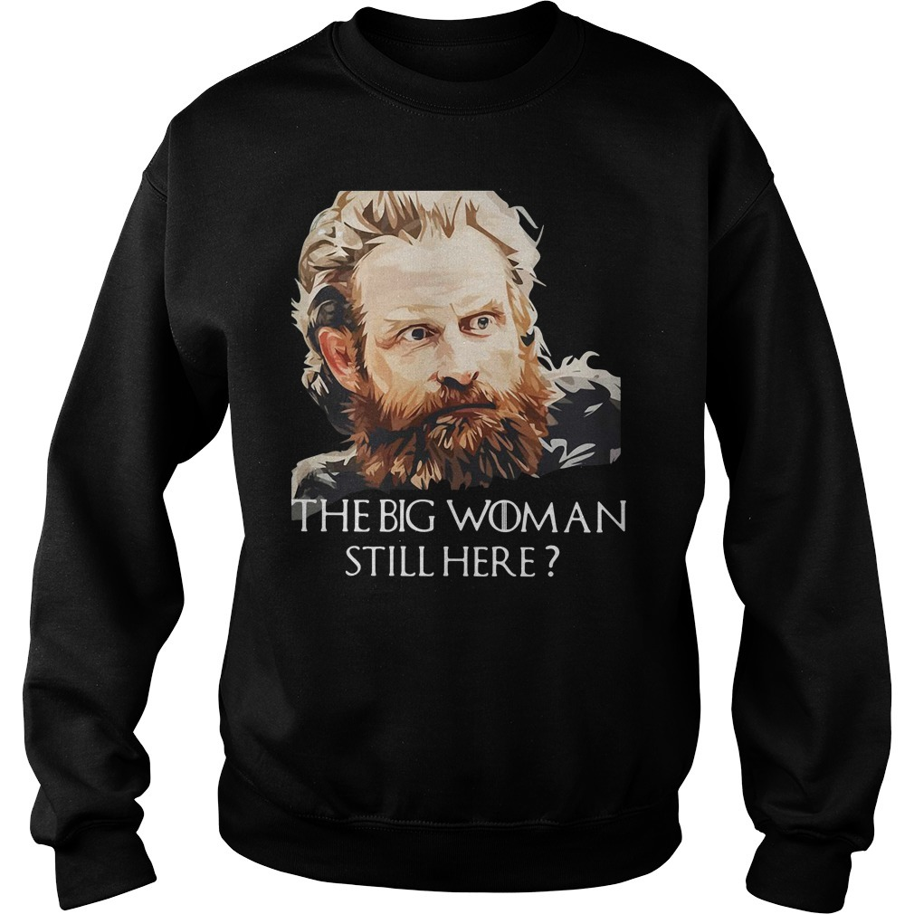Tormund Giantsbane the big woman still here Game of Thrones Sweater