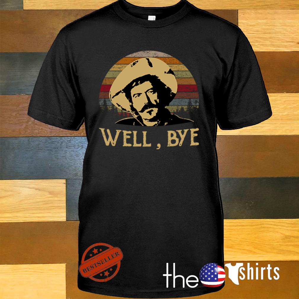 Tombstone Virgil Earp well bye vintage shirt