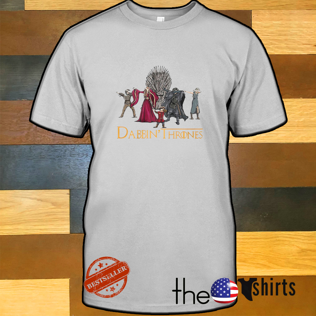 Game of Thrones Dabbin' Thrones shirt